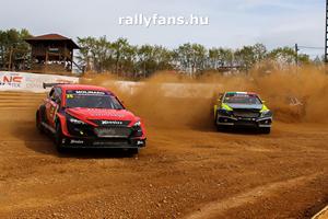 Rallycross Nyirád háttérkép
