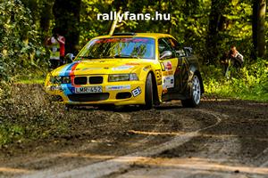 ORB Mecsek Rallye BMW háttérkép