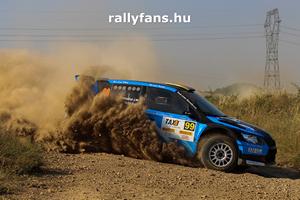 ORB Veszprém Rally Skoda Fabia R5 háttérkép