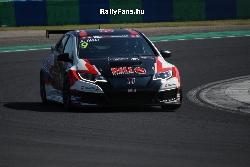 Tassi Attila (M1RA) Honda Civic TCR Hungaroring