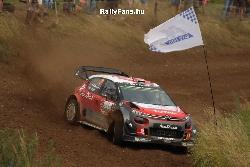 Andreas Mikkelsen (Citroen C3 WRC) Rajd Polski