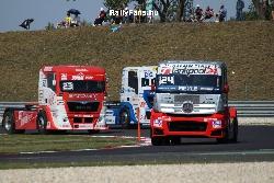 Kiss Norbert (Mercedes)&Albacate (MAN)&Jochen Hahn (Iveco) ETRC Slovakiaring