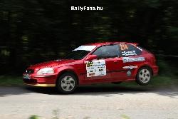 Honda Civic Székesfehérvár Rallye