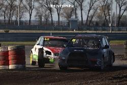 Mitsubishi Colt&Skoda Fabi (Spici) Rallycross Slovakiaring