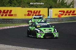 ETCC Hungaroring Szabó Zsolt&Nagy Norbert (Seat Leon-Zengő Motorsport)