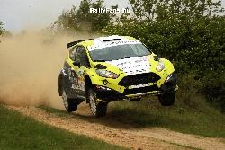 Turán Frigyes (Ford Fiesta R5) ISEUM Rallye